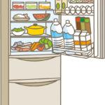冷蔵庫庫内の掃除の方法!外側や下は?臭い対策のおすすめは?